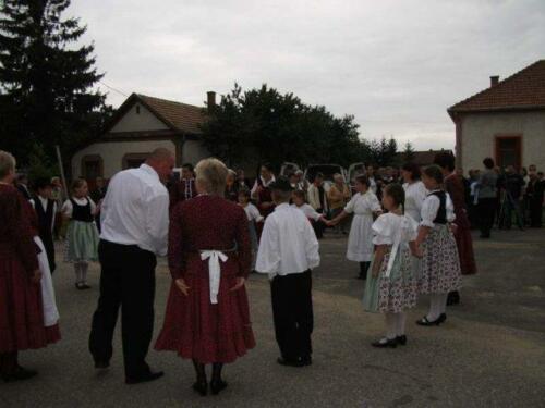 Hálaadó Ünnepi Istentisztelet a Református Templom felújítása alkalmából 2011. július 31