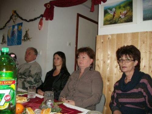 Karácsony az Idősek Otthonában 2011.12.22.