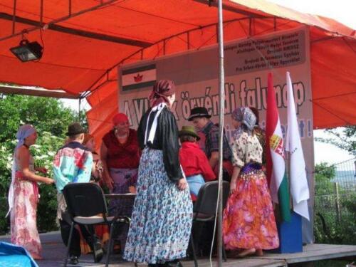 Örvéndi falunap (Románia) 2011.05.22.